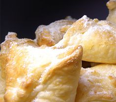Baked Cream Cheese in Puff Pastry Recipes