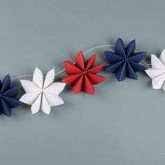 Papirdekorasjoner til 17.mai | Norway Designs