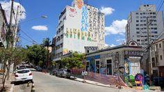 Festival de Graffiti no Bixiga, em SP