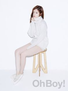 """Jung So Min graces the August edition of OhBoy!, trying on different """"ears"""" and hats while letting her fashion proclivity loose. The actress, who'll be starring in JTBC's D-… Jung So Min, Itazura Na Kiss, Young Actresses, Korean Actresses, Korean Beauty, Asian Beauty, Dramas, Playful Kiss, Popular Manga"""