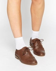 I'd actually believe these are worth a million dollars, but I'd still have to save up & quick #shoes #fallshoes #perfectshoes #brogues #formalshoes #asos #covetme