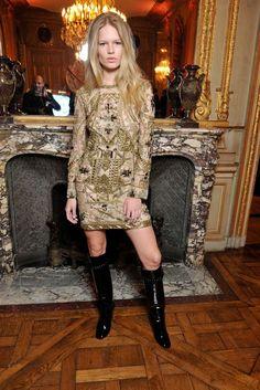 Anna Ewers..... - Celebrity Fashion Trends