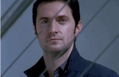 Fan Art of Lucas North for fans of Richard Armitage. GIF