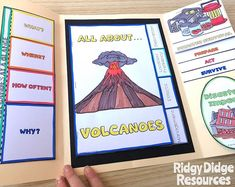 Designed to compliment the Year 6 Australian Science curriculum, these Lapbooks are a great way to revise student understanding and consolidate learning. Use it as an assessment or as a whole class revision activity, either way, these Lapbooks will be sure to engage your students interests in the topic as well as expand their knowledge on Extreme Natural Weather and Geological changes to our Earth's surface.