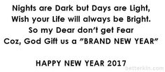 Happy New Year 2017 Messages Status For Facebook, Whatsapp, Twitter. happy, new, year, 2017, messages, quotes