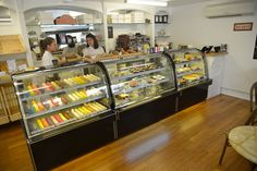 Les Folies de Paris is a charming French patisserie in an historic Spring Hill corner shop, where the house specialty is melt-in-the-mouth macarons.