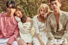 K.A.R.D for Ceci Magazine 2017 May Issue wallpaper in The K.A.R.D Club