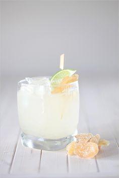 Sweet Ginger - Rum, Ginger Liqueur, Creole Shrub, Lime Juice, Ginger Juice, Falernum Bitters.