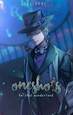ꕥꦿོMɪx ;; Tᴡɪsᴛᴇᴅ Wᴏɴᴅᴇʀʟᴀɴᴅ '٬࿊⃟☽ᝦ - ❝ 𖤍┆Joseph ࿐ - Wattpad Wattpad, Joseph, Fictional Characters, Anime Art, Fantasy Characters