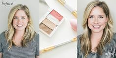 Basic Contouring Technique with Maskcara IIID Foundation