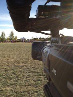 on location at Field Lacrosse Provincials in Okotoks. Lacrosse