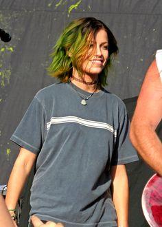 Jenna McDougall // Tonight Alive Columbus/Future Hearts Tour, 2015