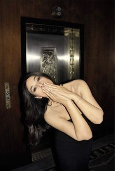 Monica Bellucci for GQ Italy: photo Terry Richardson