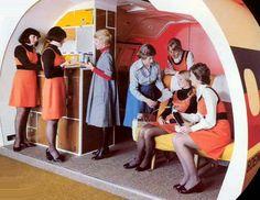Ansett Airlines of Australia Air HostessTraining | Flickr - Photo Sharing!