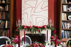 Decorating Your Mantel For Christmas