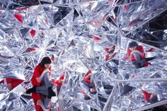 Kaz Shirane - Wink space, Design Week Tokyo, 2014