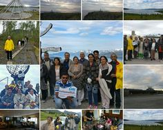 We enjoyed the long, light summer nights, the midnight sun, the beautiful natural environment and time which almost stood still, this all helped to make Alta a lovely place during the summertime. Here are some glimpses of our of our tourist enjoying Alta by #intiamatkat