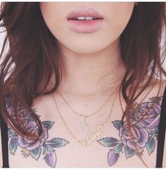 Hey Claire // Claire Marshall's Tattoos