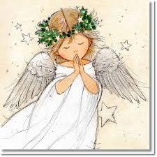 simple illustration of angels ile ilgili görsel sonucu