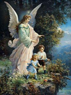 Lindberg Heilige Schutzengel, Guardian Angel
