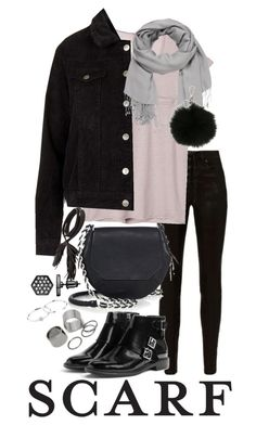 """""""Untitled #225"""" by jenimh99 ❤ liked on Polyvore featuring rag & bone, Topshop, MANGO, Pieces, maurices, MICHAEL Michael Kors, Simply Vera, Zimmermann and B-Low the Belt"""