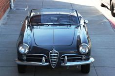 #1956 #AlfaRomeo #Giulietta
