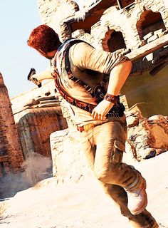 Uncharted 3 : Drake's Deception, Nathan Drake.