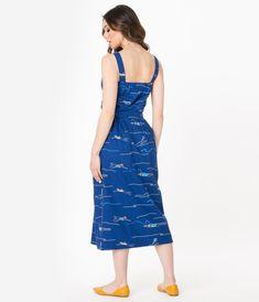 Vintage Dresses - Retro & Vintage-Inspired Dresses – Unique Vintage 1940s Dresses, Day Dresses, Vintage Dresses, Vintage Outfits, Vintage Clothing, Swing Dress, Dress Skirt, Vintage Inspired Dresses, Model Pictures