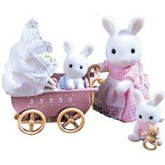 15 Best Sylvanian family images   Rabbits, Sylvanian families ... da7c5f13731a