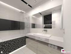 Łazienka styl Nowoczesny - zdjęcie od CUBE Interior Design - Łazienka - Styl Nowoczesny - CUBE Interior Design