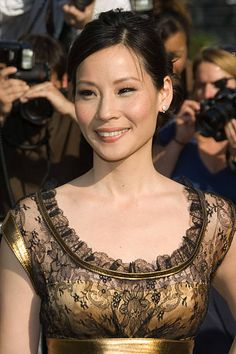 Lucy Liu during 2007 ABC Network UpFront at Lincoln Center in New York City New York United States Lucy Liu Bikini, Kelly Hu, Jackson, Selena, She's A Lady, Jolie Photo, Beautiful Asian Women, Beautiful Actresses, Asian Woman