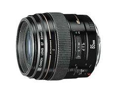 Canon EF 85mm f/1.8 USM Medium Telephoto Len