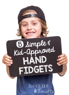 5 Simple & Kid-Approved Fidgets for the Classroom Classroom Behavior, Special Education Classroom, Classroom Incentives, Classroom Helpers, Behaviour Management, Classroom Management, Class Management, 3rd Grade Thoughts, Classroom Organization
