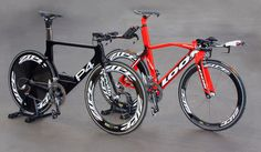 Slowtwitch Forums: Triathlon Forum: Photo Shoot: Cervelo P4 and Look 596.