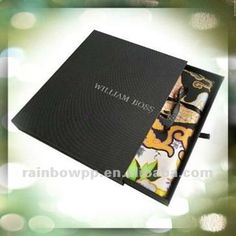 drawer style silk scarf packaging box, View scarf packaging box, Rainbow Product Details from Shenzhen Rainbow Printing Co., Ltd. on Alibaba.com