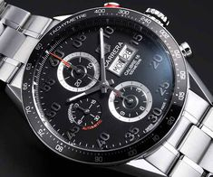The Top Five New Tag Heuer Models for 2017