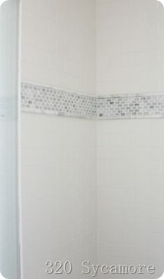 320 * Sycamore: new home: master bathroom