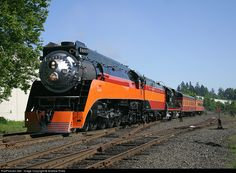 "Southern Pacific ""Daylight"" 4449"