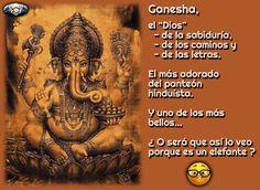 Presente Consciente: Ganesha