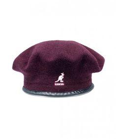 1b123edd167 Wool Monty BERET|KANGOL(カンゴール)ONLINE STORE