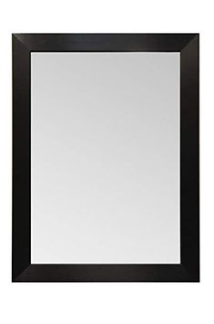 24 X 48 Inch Oval Frameless Bevel Wall Mirror Review Wall