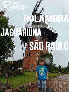 3 dias para descansar em Jaguariúna, passear em Holambra e terminar em Sampa!