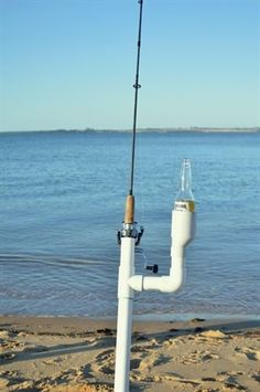 How To Catch Your Next Big Fish   Fishing rod holder