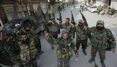 Syria army attacks militant holdouts in Qalamoun, kills al-Nusra commander - http://notjustthenews.com/2014/03/18/leaks/syria-army-attacks-militant-holdouts-in-qalamoun-kills-al-nusra-commander/