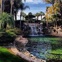 Beautiful Phoenician Resort on the South slope of Camelback Mountain.