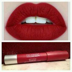 Beautiful Red Matte Lipstick