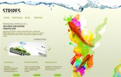 35 Beautiful Unusual Web Designs