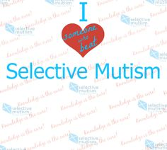 dating someone with selective mutism
