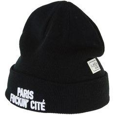Cayler & Sons Paris Citè Beanie schwarz/weiß ★★★★★