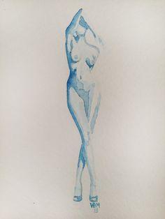 Fine Art Print, Wate